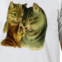 Cat Family T-Shirt T-shirt