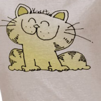 Cute Cartoon Kitty | Hello Kitty Cat T-shirt