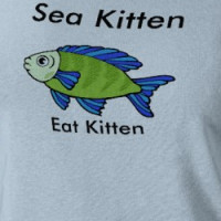 Sea Kitten T-shirt