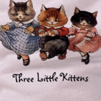 Three Little Kittens T-shirt